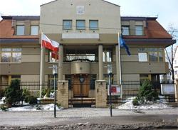 Генеральное консульство Польши в Калининграде, посольство в Калининграде